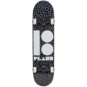 Plan B Team Chaos 7.875 Skateboard Complete