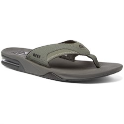 Reef sandals size 5 grey