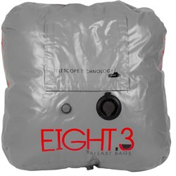 Eight.3 Telescope CTN 650 lbs Floor Ballast Bag