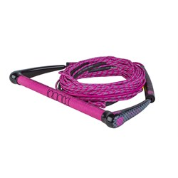 Ronix Combo Dyneema Hide Grip Wakeboard Handle ​+ 70 ft Mainline - Women's