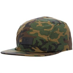 7437fc0929cea Vans Davis 5-Panel Camper Hat