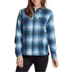 Woolrich Bering Wool Plaid Shirt - Women's