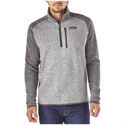 Patagonia Better Sweater® 1/4 Zip Pullover Fleece