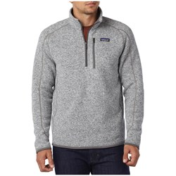 Patagonia Better Sweater® 1​/4 Zip Pullover Fleece