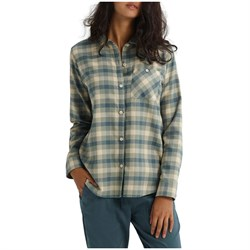 Burton Grace Long-Sleeve Woven Flannel - Women's