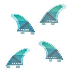 FCS PC-5 Quad Fin Set