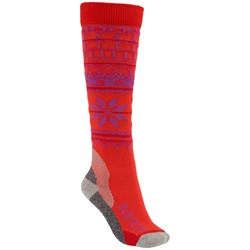 Burton Ultralight Wool Snowboard Sock - Women's