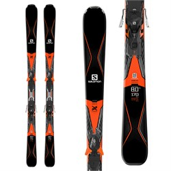 Salomon X-Drive 8.0 X Skis ​+ XT 10 Bindings  - Used