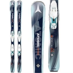 Atomic Vantage X 77 C Skis ​+ Lithium 10 Bindings - Women's  - Used