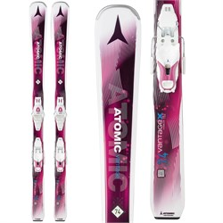 Atomic Vantage X 74 Skis ​+ Lithium 10 Bindings - Women's  - Used