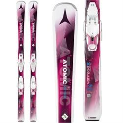 Atomic Vantage X 74 Skis + Lithium 10 Bindings - Women's  - Used
