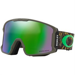 Oakley Line Miner Asian Fit Goggles