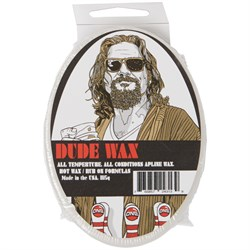 One Ball Jay The Dude Snowboard Wax - All Temp