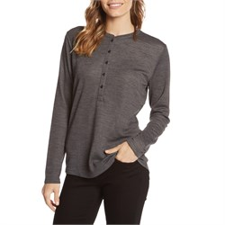 nau Randygoat Lite Henley Shirt - Women's