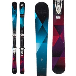 Volkl Yumi Skis + Marker Glide 11.0 Demo Bindings - Women's  - Used