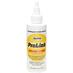 ProGold Prolink Chain Lube 4oz Squeeze Bottle