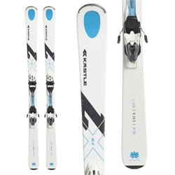 Kastle LX82 Skis ​+ K11 CTI Bindings - Women's  - Used