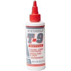 Boeshield T-9 Bicycle Chain Lube and Rust Inhibitor