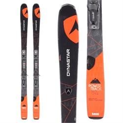 Dynastar Powertrack 84 Fluid X Skis + Look SPX 12 Demo Bindings  - Used