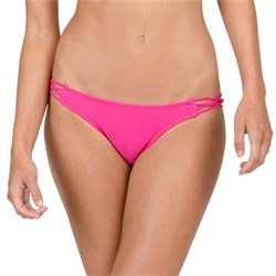 Volcom Simply Solid Full Bikini Bottoms - Women's