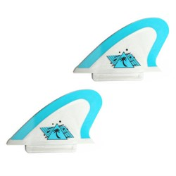 Catch Surf Hi-Performance Safety-Edge Twin Fin Set