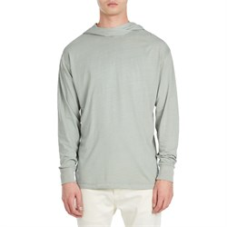 Zanerobe Rugger Hooded L/S T-Shirt