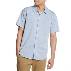Obey Clothing Rose Addiction Woven Short-Sleeve Shirt