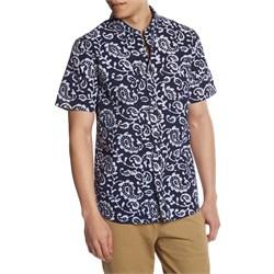 Roark Sanjay Short-Sleeve Button Down Shirt