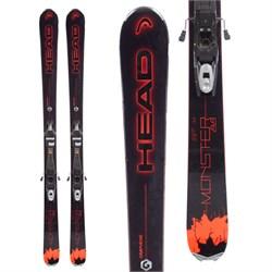 Head Monster 88 Skis + Tyrolia SP 10 Demo Bindings  - Used