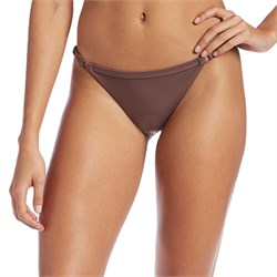 RVCA Solid Medium Bikini Bottoms - Women's