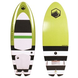 Liquid Force Rocket Wakesurf Board with Surf Rope