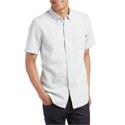 Obey Clothing Keble II Woven Short-Sleeve Shirt