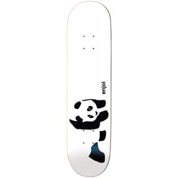 Enjoi Whitey Panda Logo 7.75 Skateboard Deck