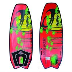 Inland Surfer Keenan Flegel Surf Pro 132 Wakesurf Board
