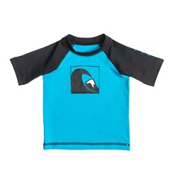 Quiksilver Main Peak Short Sleeve Rashguard - Infant Boys'