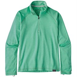 Patagonia Capilene Heavyweight Zip-Neck Top - Big Girls'