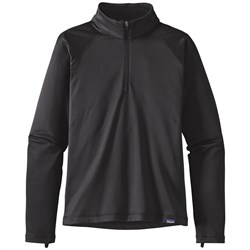 Patagonia Capliene Heavyweight Zip-Neck Top - Big Boys'