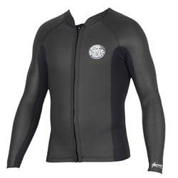 Rip Curl 1.5mm Aggrolite Long Sleeve Front Zip Wetsuit Jacket