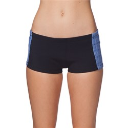 Rip Curl 1mm G-Bomb Boyleg Neo Wetsuit Shorts - Women's