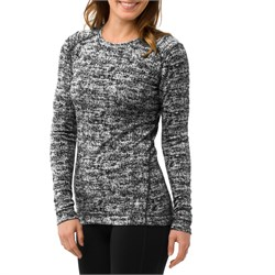 Smartwool Merino 250 Baselayer Pattern Crew Top - Women's