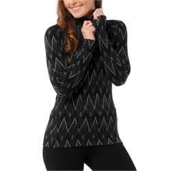Smartwool Merino 250 Baselayer Pattern 1/4 Zip Top - Women's