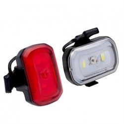 Blackburn Click USB Bike Light Set