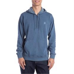 RVCA Sunwash Pullover 3/4 Zip Hoodie