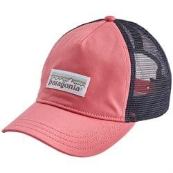 Patagonia Pastel P6 Label Layback Trucker Hat - Women's