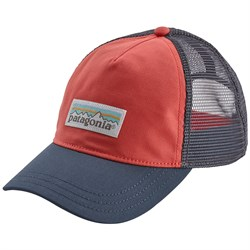 Patagonia Pastel P6 Label Layback Trucker Hat - Women's
