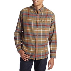 Woolrich Eco Rich Twisted Rich Flannel Shirt