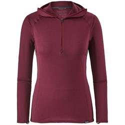 Patagonia Capilene® Thermal Weight Zip-Neck Hoodie - Women's