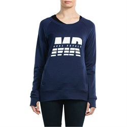 MONS ROYALE Sub Rosa Tech Sweat Sweatshirt - Women's