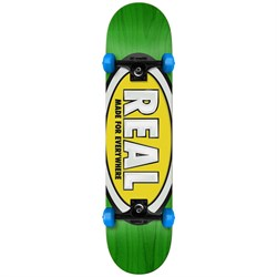 Real Classic Oval SM 7.5 Skateboard Complete