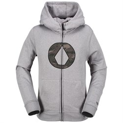 Volcom Grohman Fleece Hoodie - Big Boys'